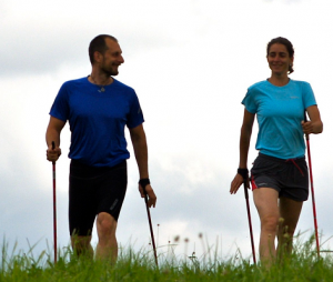 S Nordic walking – chytře do kondice!